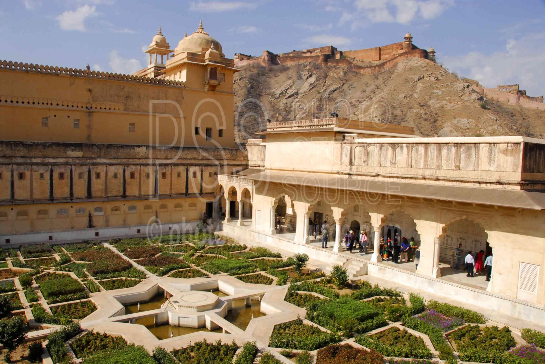 Photo of aram bajh pleasure garden by photo stock source for Gardening tools jaipur