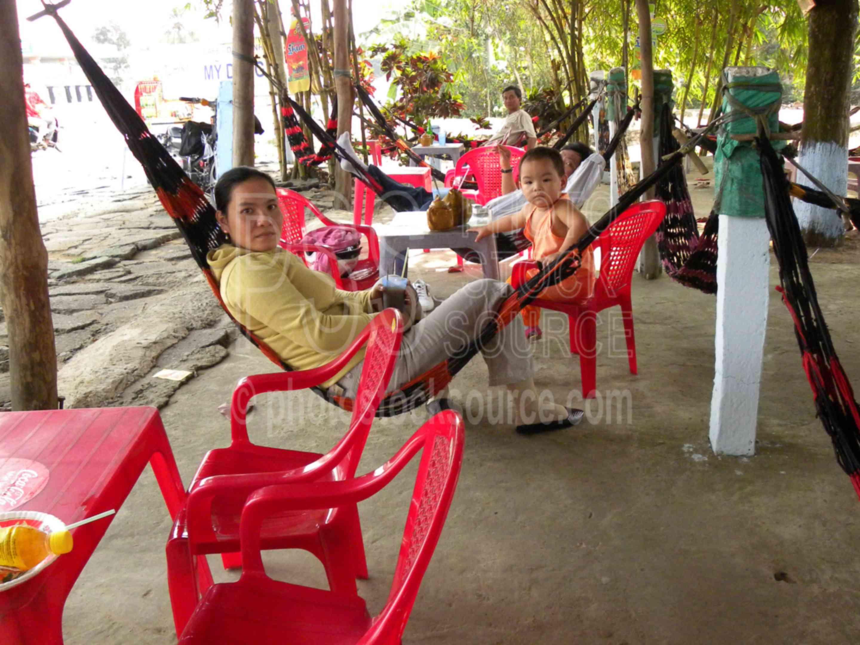 Cai Lay Vietnam  city photo : ... Cai Lay, Can Tho, Vietnam, hammock,rest,rest area,coffee,stop,coffee